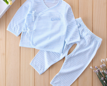 Baby bamboo two pieces summer clothing